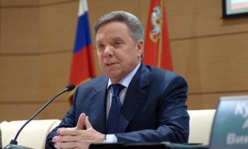 Громов Борис, Губернатор