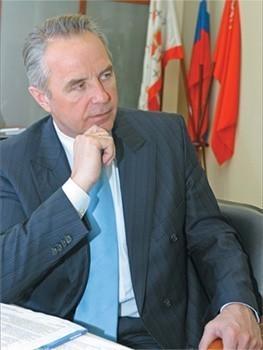 Гаврилов Валерий Васильевич, глава Дмитровского района Московской области