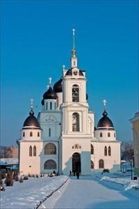 Успенский собор, город Дмитров