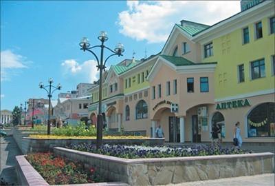 Ул. Загорская, центр Дмитрова