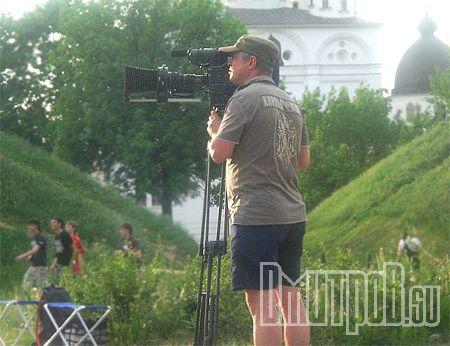 Съемки фильма Вместе в Дмитрове
