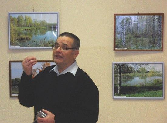 Дмитров фотовыставка Евгения Титарева Святая обитель природы 2010