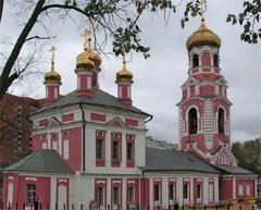 Сретенская церковь Дмитров