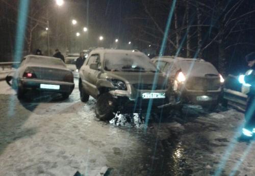 ДТП, Дмитров