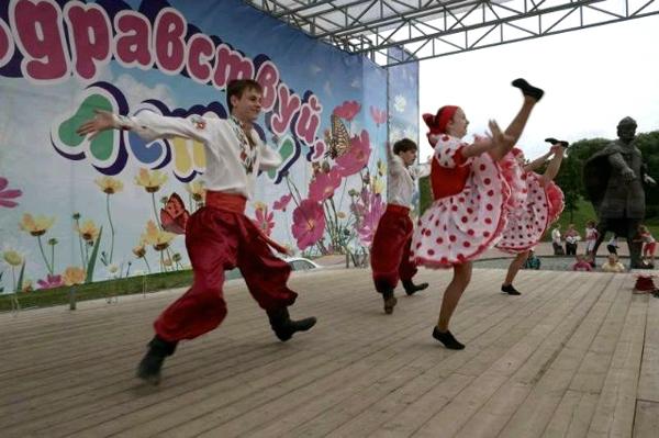 Здравствуй лето в Дмитрове