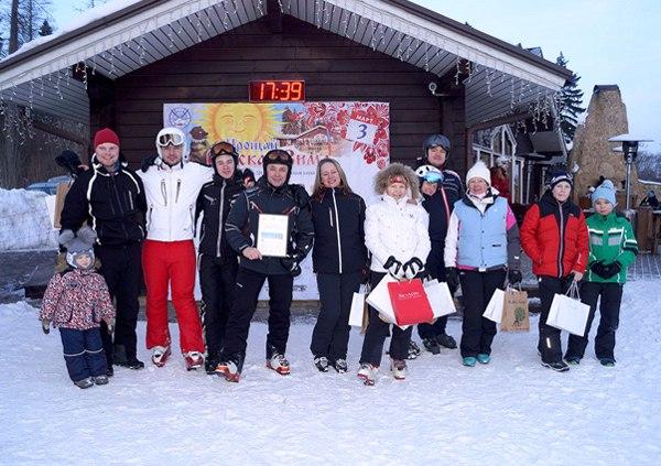 Закрытие сезона 2018 в Горнолыжном Клубе Целеево