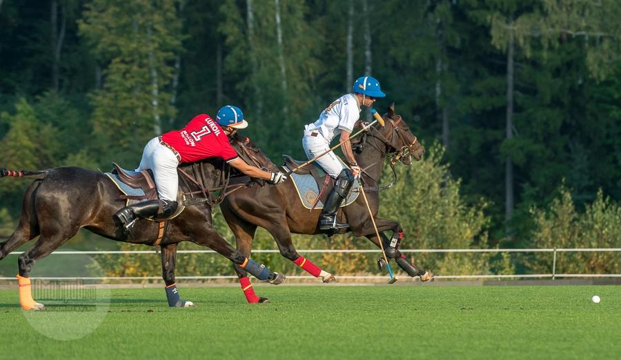 XIV Открытый чемпионат России по конному поло в Московском Поло Клубе